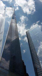 De 2 nye tårne skyder op i skyerne