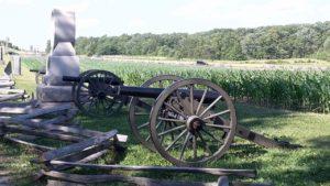 En kanonkugle kunne nemt slå 8 soldater ihjel